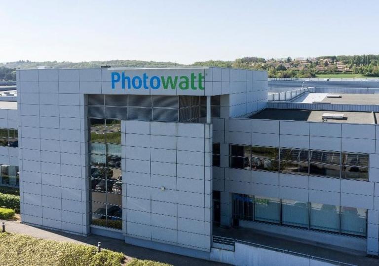 Photowatt - Bourgoin Jallieu